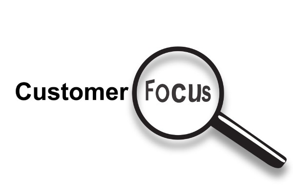 Customer focused